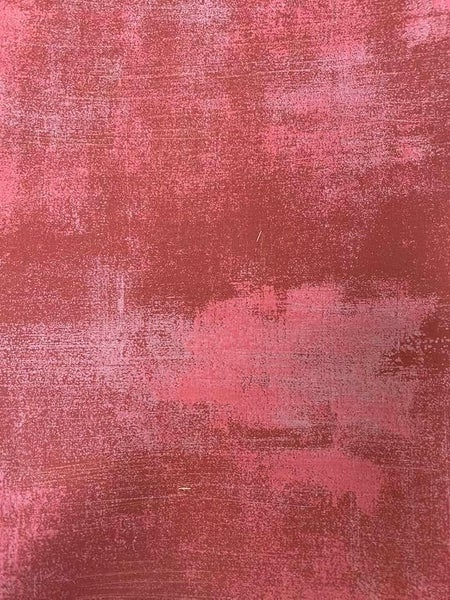 "Moda 108"" Wide Grunge One Yard Burgundy (color 297)"