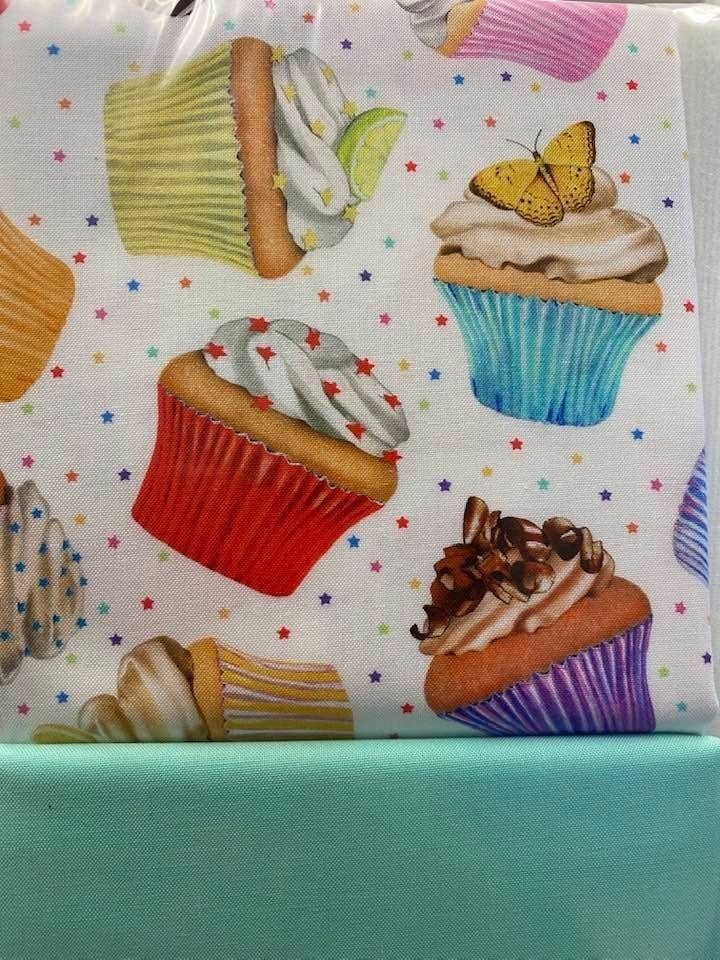 Kit:  One Hour Basket Cupcakes