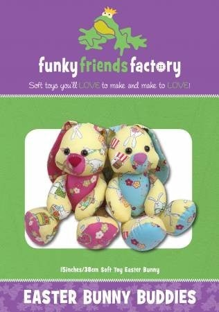 Pattern:  East Bunny Buddies