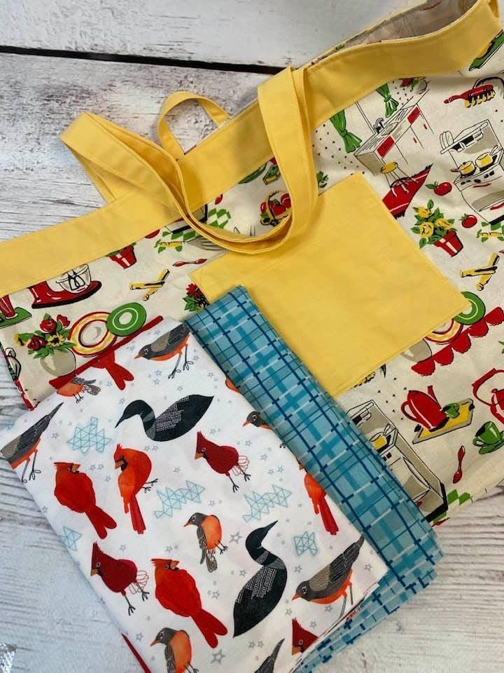 Kit: Simple Sack  Cardinals (need pattern)
