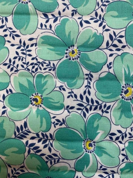 """Backing Flowers for Freya (42"""" wide) 5 Yards"""