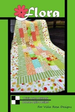 Pattern:  Flora Runner *Final Sale*