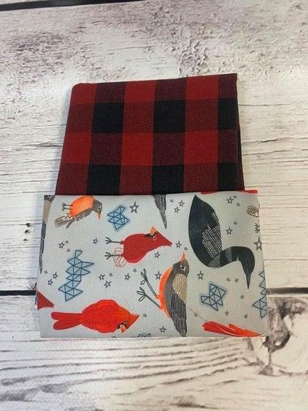 Towel Cowl Kit: Lakeside Birds