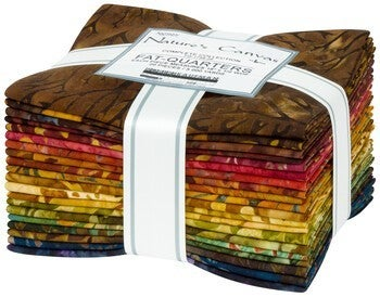 RK Fat Quarter Bundle Batiks (20 fats)