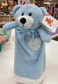 """Blue Bear Blankey Buddy (20"""")"""