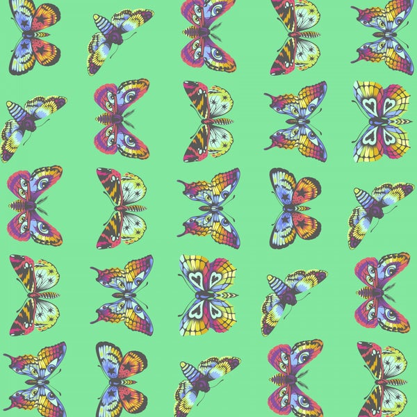 Pre-Order Tula Daydreamer Butterfly Hugs Lagoon One Yard