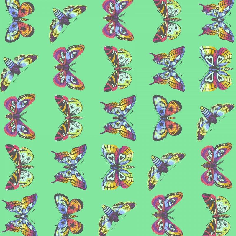 Pre-Order Tula Daydreamer Butterfly Hugs Lagoon One Yard