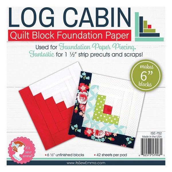 """Log Cabin Foundation Paper 6"""""""
