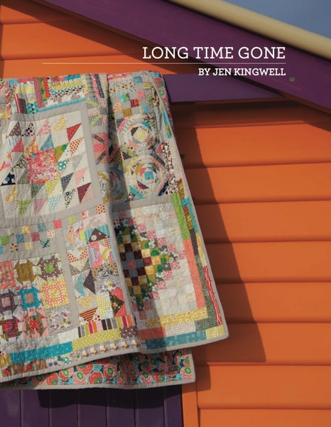 Book:  Long Time Gone
