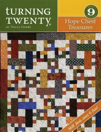 Book:  Turning Twenty No. 9