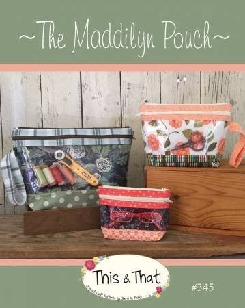 Pattern:  The Maddilyn Pouch