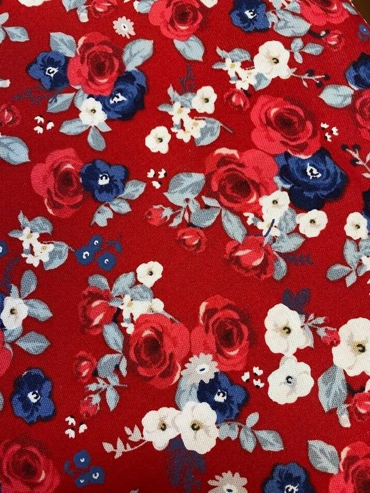 One Yard Cut Focus 2 for March Ticket to QUilt -\