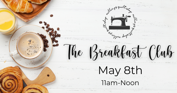 Breakfast Club Zoom Meeting , May 8th