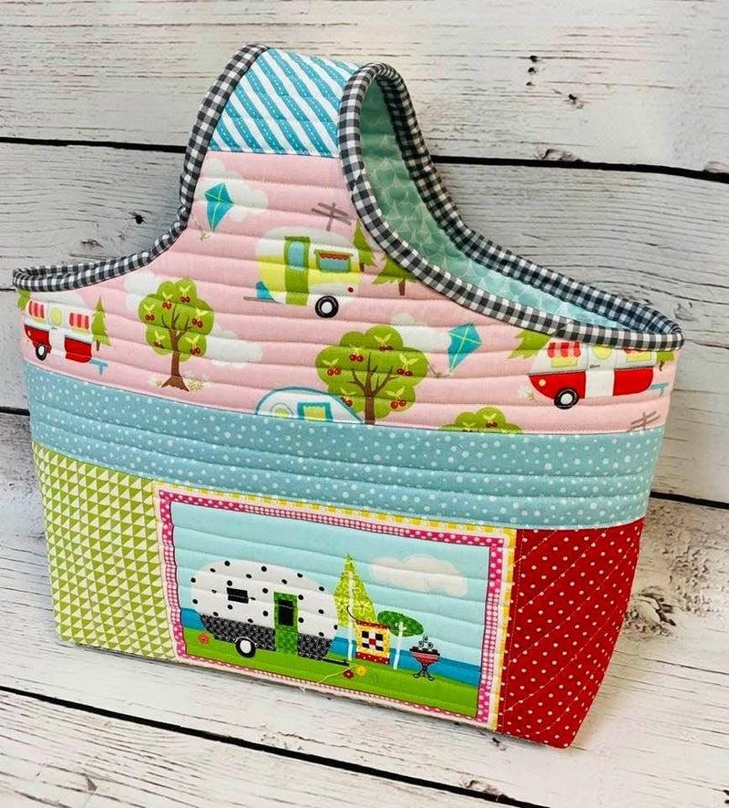 Kit:  Improve Bag (Need Pattern) Glamperlicious