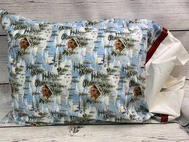 Kit: QMN Cotton Pillow Case