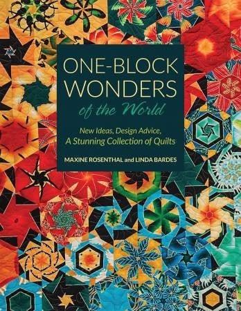 Book:  One Block Wonders of the World