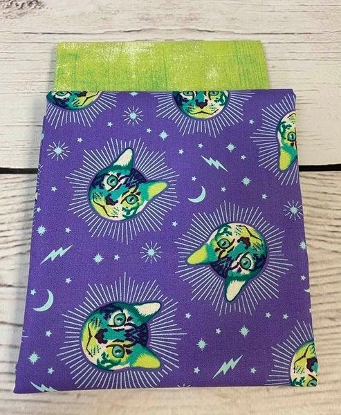 Cosmetic Bag Fabric Kit: Tula (Includes Batting/Zipper Kit)