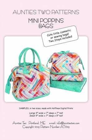 PT:  Mini Poppins Bag *Final Sale*