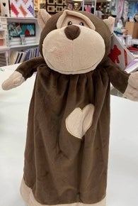 "Monkey Blankey Buddy (20"")"