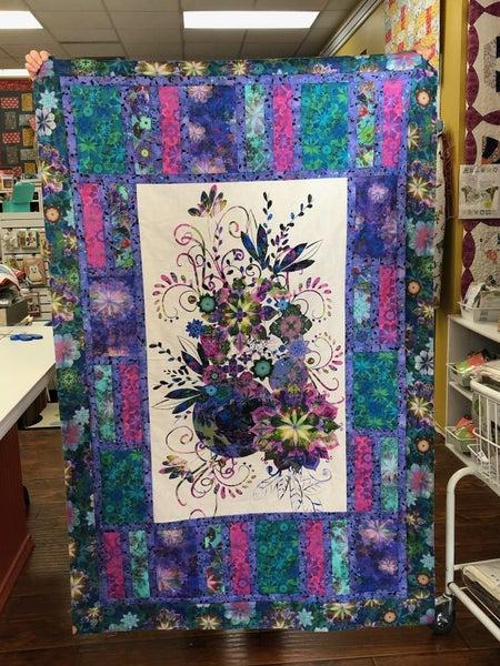 "Venice Quilt Kit  44"" x 67"" (Includes Pattern)"