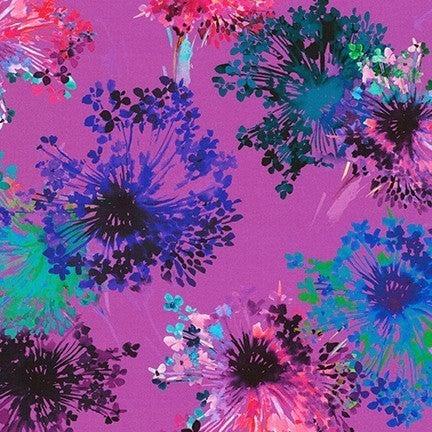 RK Bright Side 19712-19 Orchid Half Yard Increments