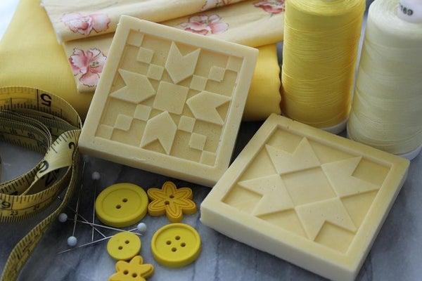 Soap Summer Picnic - Lemon and basil