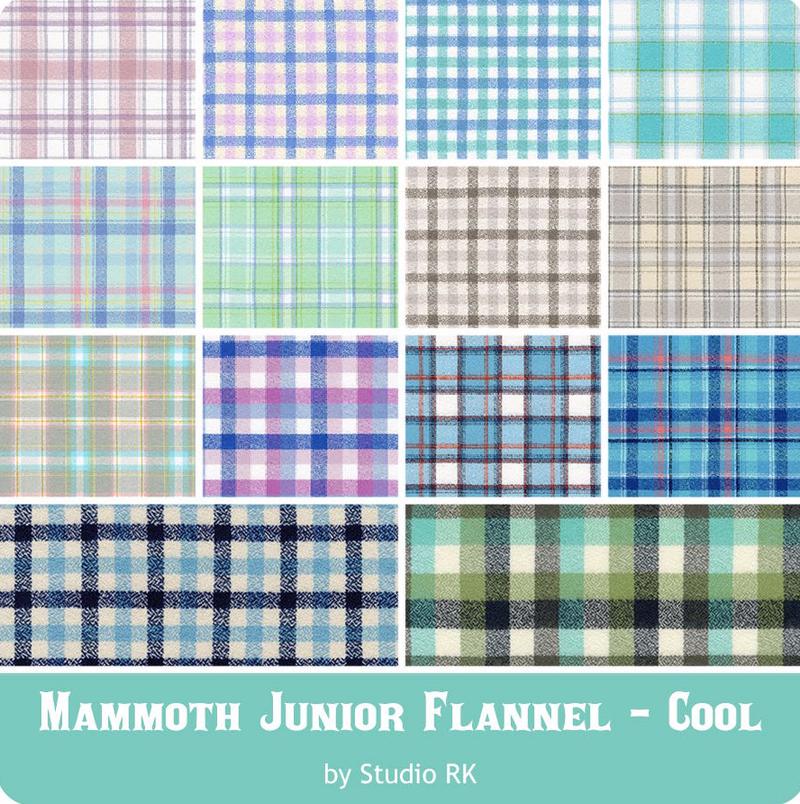 FQ Bundle Mammoth Flannel Jr. Cool (14 fats)