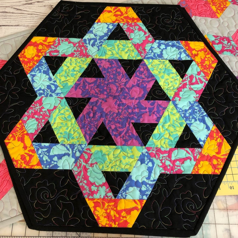 Kit:  Gazebo Topper Tula True Colors NEED PATTERN