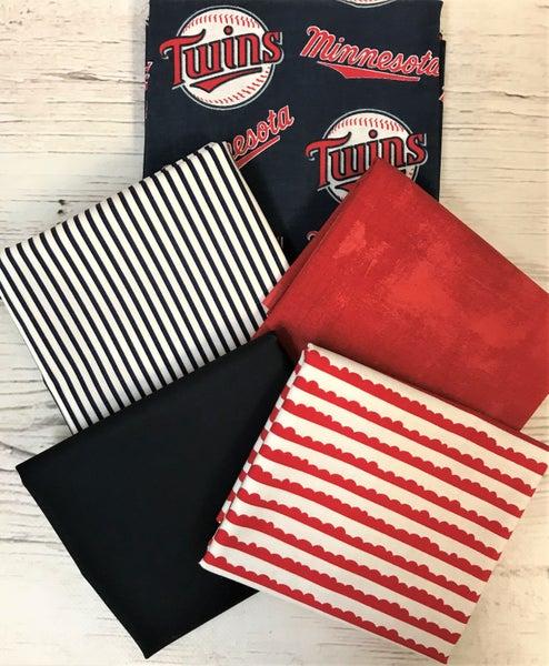 BYOK - Twins kit (2 1/2 yards fabric)