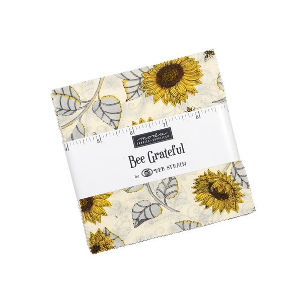 Moda Charm Pack:  Bee Grateful
