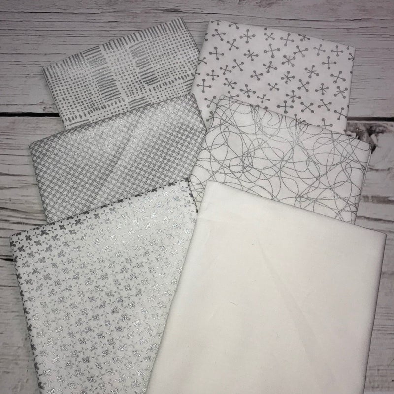 FQ Bundle (6) Snow Whispers