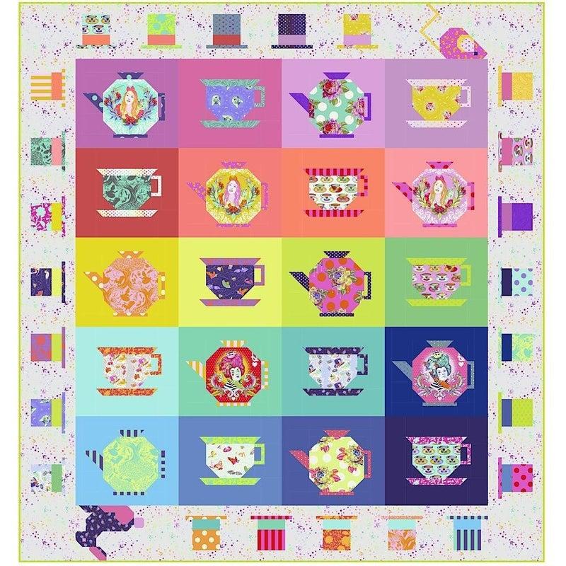 Tula Mad Hatter Kit Bundle (Kit, Thread) Reg. $289 NOW:  $225