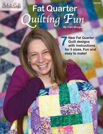 Book:  Fat Quarter Quilting Fun