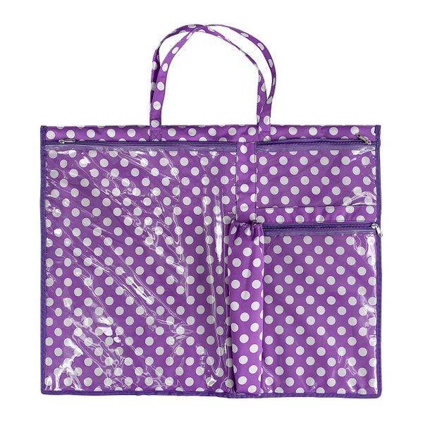 Toteology Purple Dots