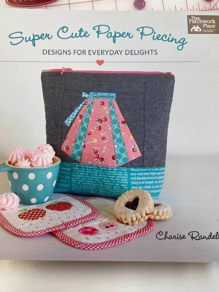 Super Cute Apron Book Paper Piecing