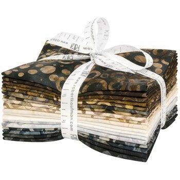 Fat Quarter Bundle: (18) Artisan Batiks Rings & Dots