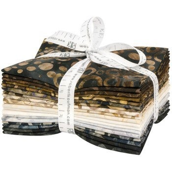 Fat Quarter Bundle: (18) Artisan Batiks Rings & Dots