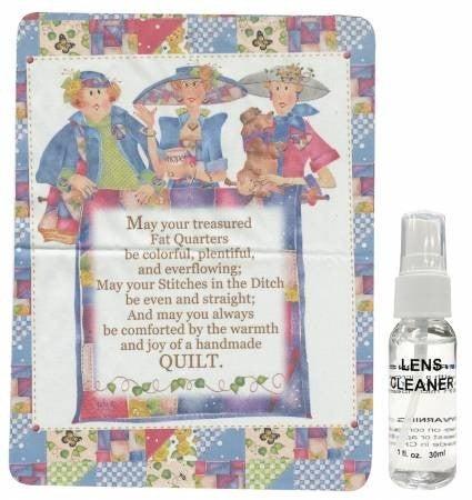 Lens Cleaner Kit Joy of Handmade Quilts