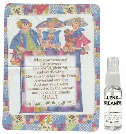 Lens Cleaner Kit Joy of Handmade Quilts