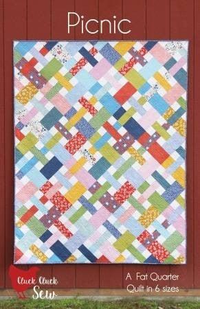 Pattern:  Picnic FQ Friendly (5 sizes)