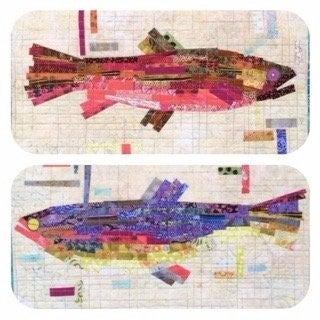 Pattern : Making Fish *Final Sale*