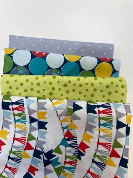 Kids Fabric Bundle B