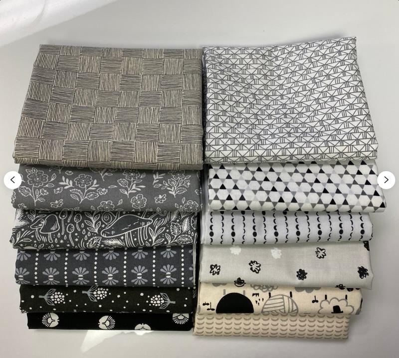 Full Moon Cotton & Steel FQ Bundle (13)