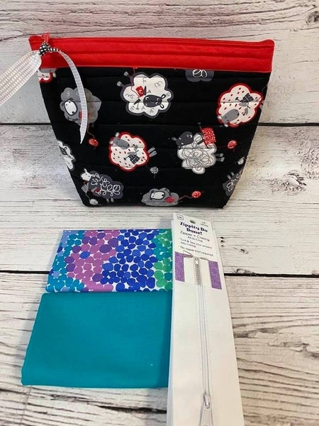 Millie's One Hour Pouch Pouch Kaffe Dot