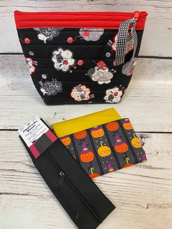 Millie's One Hour Pouch Pouch Halloween