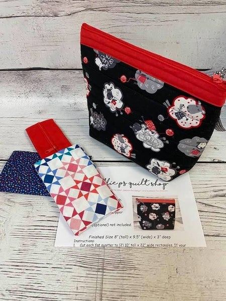 Millie's One Hour Pouch Stars