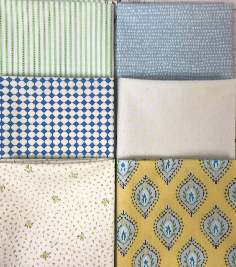 Fat Quarter Bundle (6) Buttercups