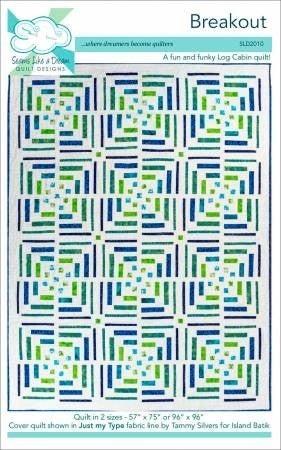 Pattern:  Breakout by Seams Like a Dream