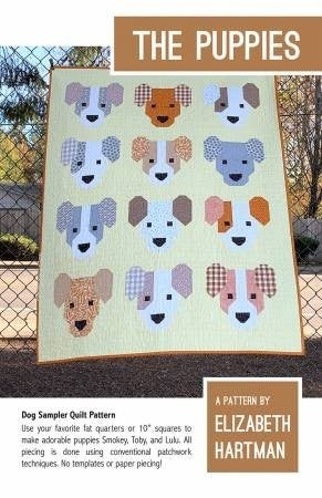 Pattern:  The Puppies *Final Sale*