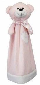 "Pink Bear Blankey (20"")"